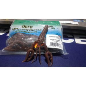 Gary Yamamoto Medium Craw Cinnamon/Purple special