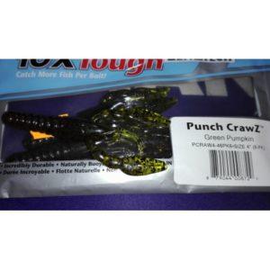 Z-MAN Punch CrawZ Green Pumpkin